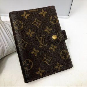 Louis Vuitton Bags - Louis Vuitton Monogram agenda ring cover PM